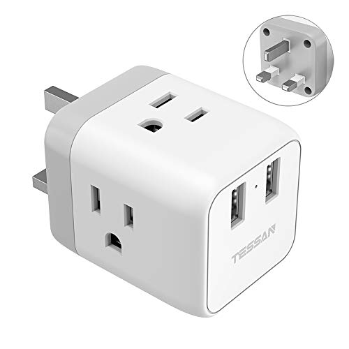 power adapter type g - 4