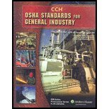 OSHA Standards for the General Industry as August 2009 9780808021759