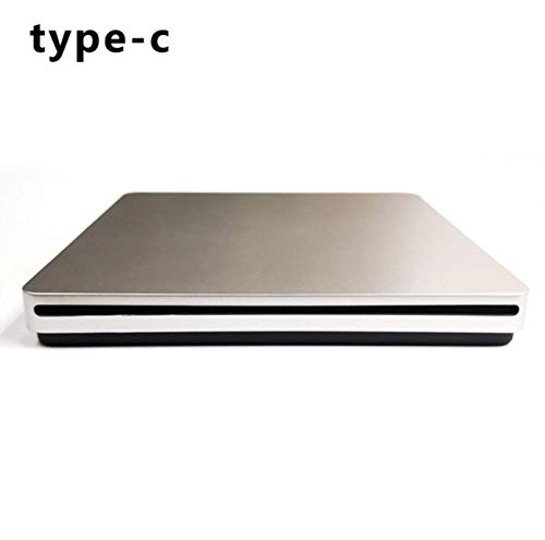 CE-LXYYD External CD DVD Drive, USB Ultra-Slim Portable CD DVD RWWriter/Superdrive with High Speed Data Transfer for Mac MacBook Pro/Air iMac Laptop