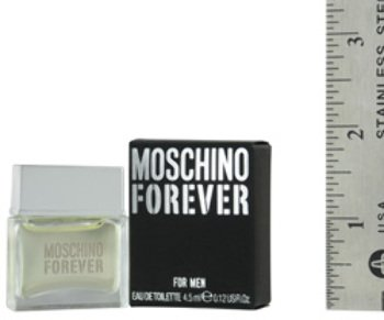 Moschino Forever Edt .12 Oz Mini By Moschino 2 pcs sku# (0.12 Ounce Mini Cologne)