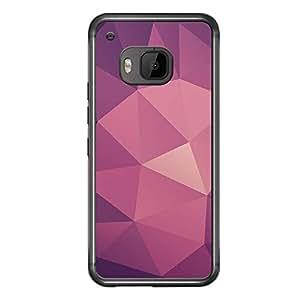 Loud Universe Nexus 6 2015 Love Valentine Files A Valentine 168 Transparent Edge Case - Pink