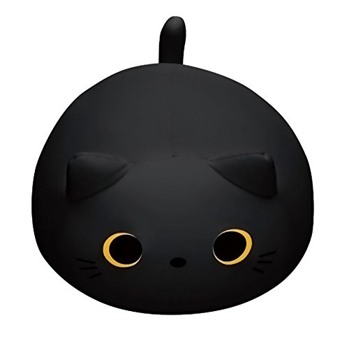 Cushion MOGU Mike Black cat