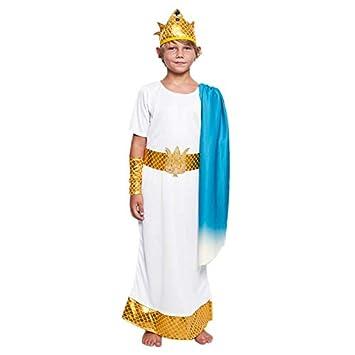 Disfraz Neptuno Romano Niño (3-4 años) (+ Tallas) Carnaval ...