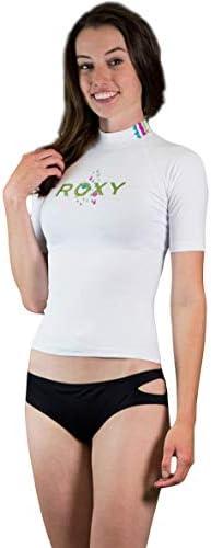 6オンスレディースRoxy S/S Rashguard