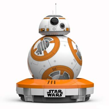 Sphero Star Wars BB-8 App Controlled Robot - Without Wristband (Renewed)