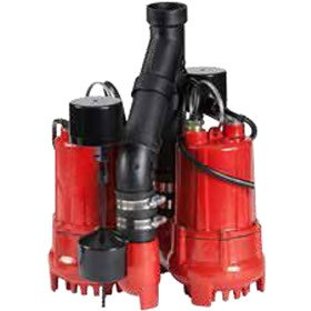 Red Lion Rl Sc33dup 1 3 Hp Dual Automatic Cast Iron Sump
