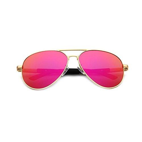 De Definición Anti Gafas Polarizadas De Driver Gafas YQQ 1 3 Sol Retro Gafas sol De Color Sol de Reflejante Deporte De para De Gafas Alta Gafas Conducción Hombres gqnqTHf