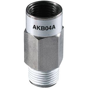 SMC AKB02B-N02S check valve, bushing type