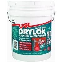Drylok 275 Masonry Waterproofer Water-Based White, 5-Gallon Pail (Pail 5 Gallon White)