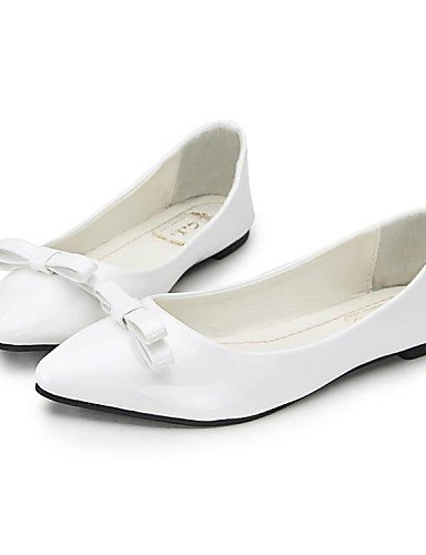 PDX/ Damenschuhe spitz flacher Absatz Wohnungen Schuhe mehr Farben zur Verfügung , red-us7.5 / eu38 / uk5.5 / cn38 , red-us7.5 / eu38 / uk5.5 / cn38