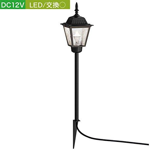 ガーデンライト ガーデンパスライト LED電球 電球色 12V ガーデンスプレッドライトクラシック エクステリア照明 屋外 外灯 照明器具 おしゃれ B07CH8ZR1F 14040