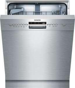 Siemens SN 46 M 557 EX Bajo encimera 13cubiertos A++ lavavajilla ...