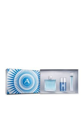 Azzaro Chrome 3-piece Gift Set, 0.05 Fl Oz