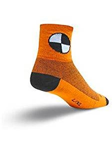 Price comparison product image SockGuy Classic 3in Dummy Cycling/Running Socks (Dummy - L/XL)