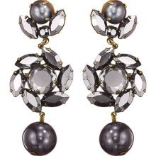 Avon Pearlesque Drop Earrings