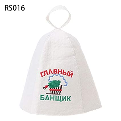 ed87bc520 Amazon.com: Chef Parade Bathroom Accessories Hair Cap Wool Felt ...