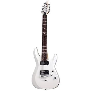 Schecter C-7 Deluxe · Guitarra eléctrica: Amazon.es: Instrumentos musicales