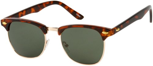 sunglass-warehouse-whistler-324-brown-tortoise-gold-frame-with-green-lenses-unisex-browline-sunglass