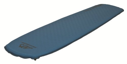 Alps Mountaineering Regular Ultra Light Self Inflating Air Pad, Blue, Outdoor Stuffs