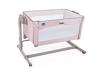 Amazon.com : Chicco Co-Sleeping Next2me Magic Candy Pink ...
