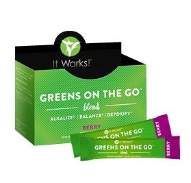 Thing need consider when find greens it works berry?
