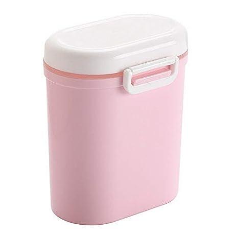 45e4655180fb Amazon.com: Mikash Protable Baby Milk Powder Container Infant Sealed ...