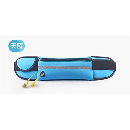 newest 438c5 82e95 FidgetKute Waterproof Belt Bag Phone Pouch Running Waist Unisex ...