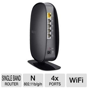 Belkin N450 Wireless N Router (Latest Generation) by Belkin Components