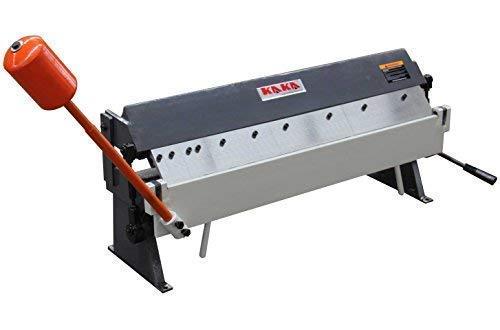 KAKA Industrial W-3616Z 36-Inch Sheet Metal Box and Pan -