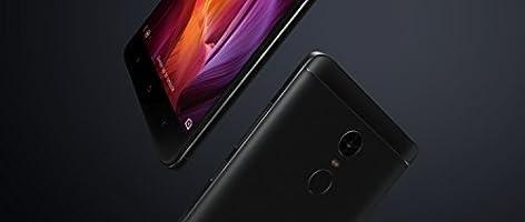 Xiaomi Redmi Note 4 Dual SIM - 32GB, 3GB RAM, 4G LTE, Black