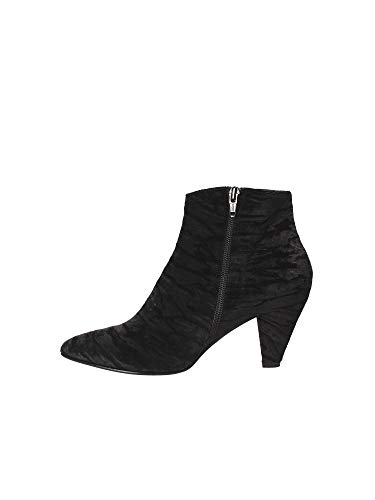 Shoes Donna Tronchetto Nero Grace 2733 dwTcP