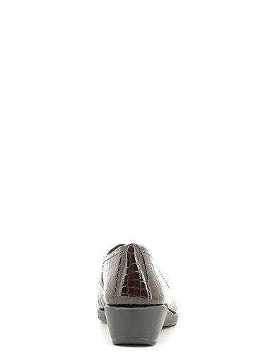 Mocassino 1206 Donna Pelle Ebony The Flexx 17 Marrone qPOSSt