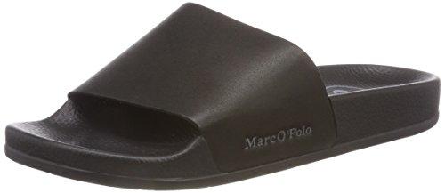 80314531001102 O'Polo Sandal Marc O'Polo Salomés Marc Femme Beach Black Schwarz wEqPxXf
