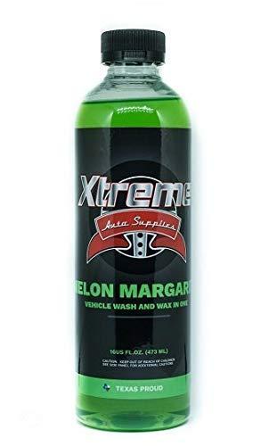 - Xtreme Auto Supplies Car Wash Soap Melon Margarita Wash & Wax - Concentrated Car Wash 16oz Wash & Wax in One