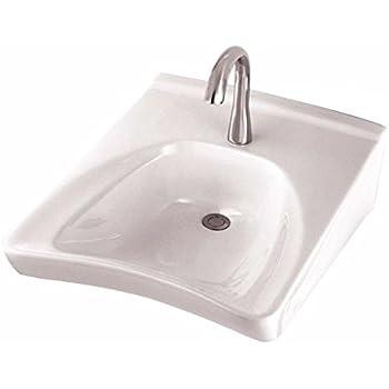 Kohler K 1721 0 Chesapeake Wall Mount Bathroom Sink White