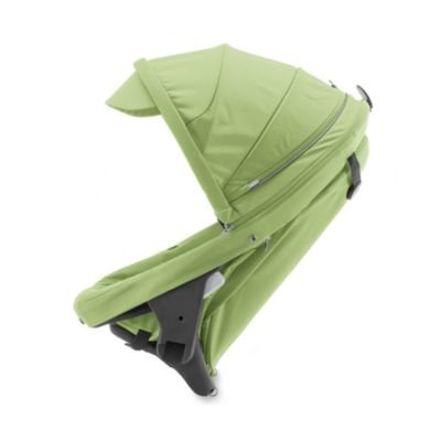 Stokke ' Crusi Sibling Seat In Light Green by L&L Merchandise