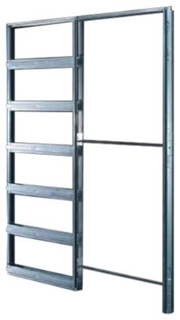 Eclisse Pocket Door Systems Galvanized Steel Frame Kit (2x4 Wall) (24