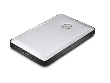 G-Tech G-DRIVE mobile USB GDRU3EA5001ADB - Festplatte - 500 GB