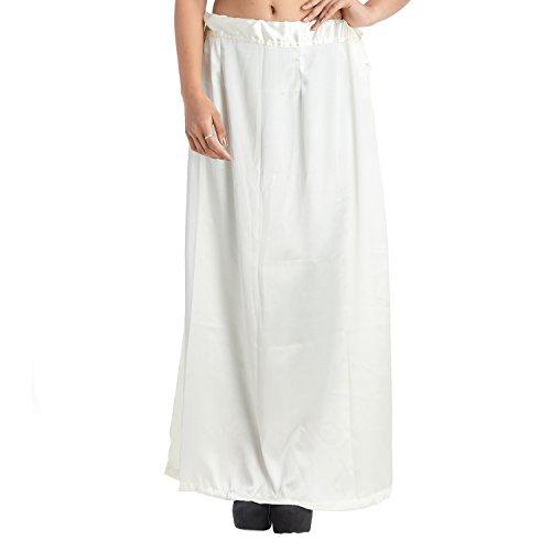 Lionize Women's Satin Solid Petticoat (Satin Petticoat)