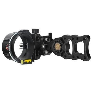 Axcel Armortech Vision HD Sight 4 Pin - .019'' Black by Axcel Archery Sights (Image #1)