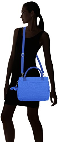 Kipling Blue Caralisa Ink Bag Womens Shoulder rwrxp5Tq