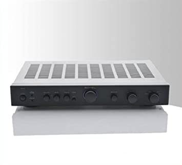 Rotel RA-04 SE Alámbrico Plata - Amplificador de audio (40 W, 0