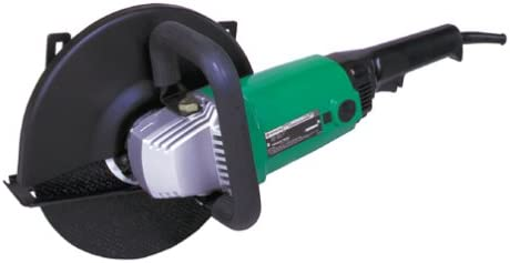 Hitachi CC12Y 15-Amp AC DC Handheld Cut-Off Saw, 12 Wheel Diameter and 1 Arbor Discontinued by the Manufacturer