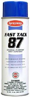 Sprayway 87 Fast Tack Gen Purp Mist Adh