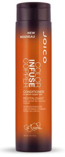 Joico Color Infuse Conditioner, Copper, 10.1 Ounce
