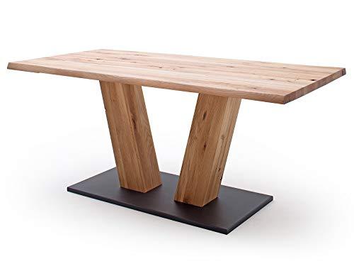 möbelando matbordsbord köksbord matbord matbord bord massivt trä massiv hull I 200 cm
