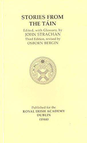 Stories from the Tain (Irish Studies)