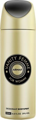 Armaf Vanity Femme Deodorant Spray - For Women(200 ml)