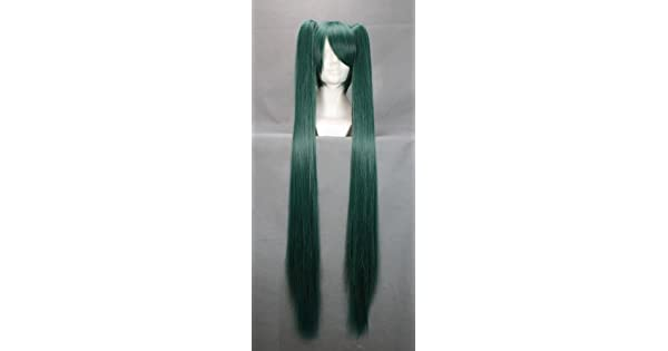 Amazon.com: Regla 120 cmx largo vocaloid-hatsune Miku Anime ...