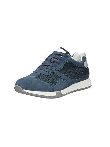 002 Sm40805 Man Lumberjack N86 Bleu Sneakers 6OPWAwW5q